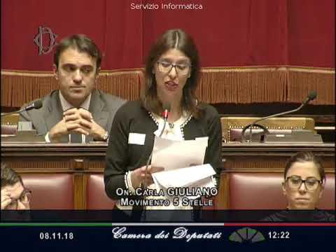 Carla Giuliano - Autorizzazione all'utilizzazione intercettazioni su Lello Di Gioia