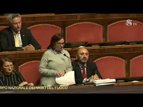Bianca Laura Granato (M5S) - Question time al ministro Matteo Salvini