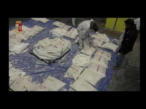 A Genova sequestrati 270 chili di eroina