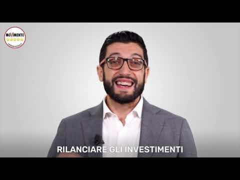 Giuseppe Buompane - La manovra del popolo in pillole: gli investimenti pubblici