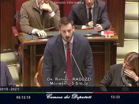 Raphael Raduzzi - Replica all'esame della legge di bilancio 2019