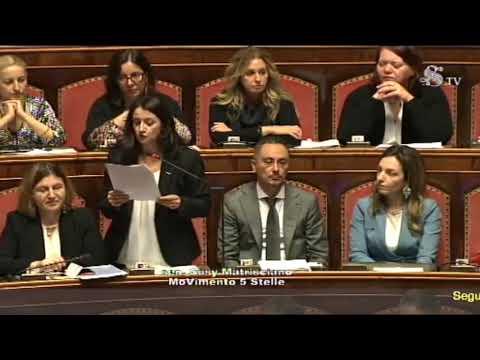 Susy Matrisciano (M5S) - Dichiarazione di voto 06/12/2018