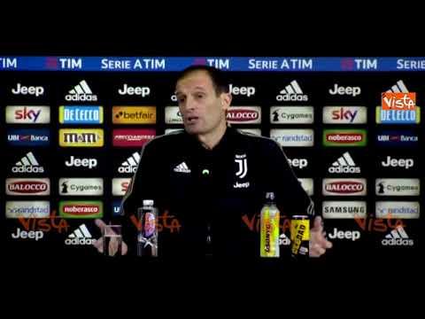 Juve-Inter, Allegri:
