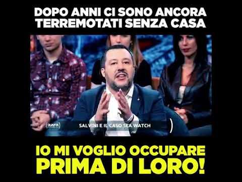 IO PENSO PRIMA AI TERREMOTATI ITALIANI!
