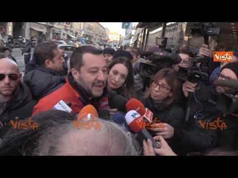 Sanremo 2019, Salvini:
