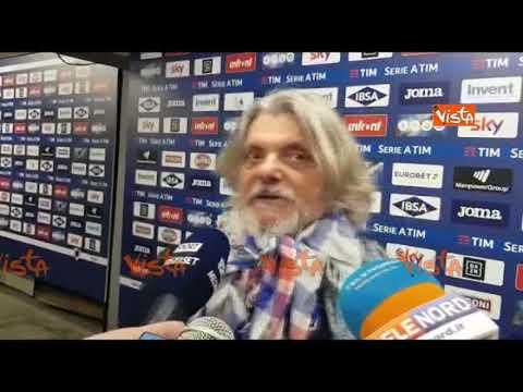 Samp-Milan, Ferrero: