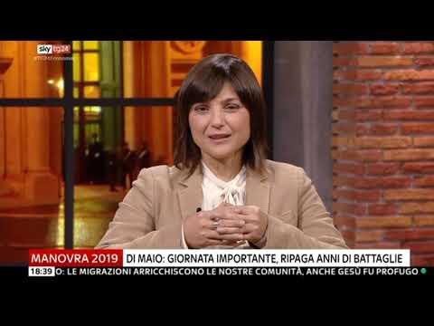 Claudio Cominardi ospite a SkyTg24 Economia 17-01-19
