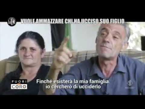 CHOC, PADRE DEL LADRO ALBANESE: