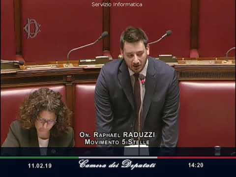 Raphael Raduzzi - Intervento su misure urgenti a sostegno di Banca Carige