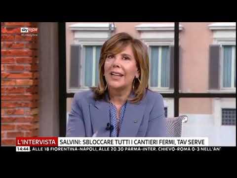 INTERVISTA A MATTEO SALVINI (SKYTG24, 09.02.2019)