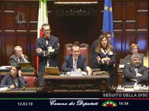 Alvise Maniero - Intervento in Aula su Banca Carige