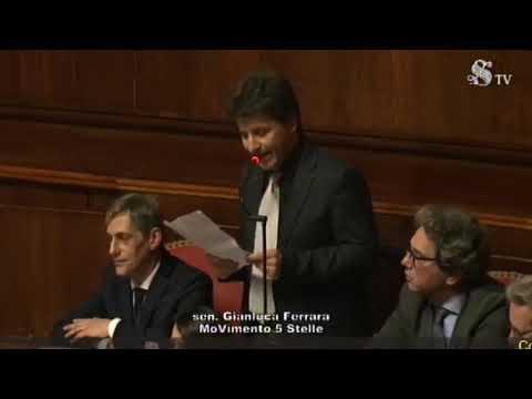 Gianluca Ferrara (M5S) - Intervento aula Senato - 12/02/2019