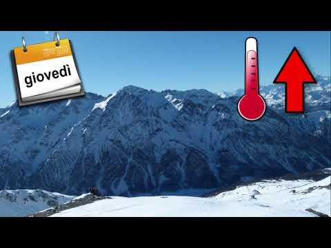 Situazione innevamento e pericolo valanghe per il weekend del 16-17 Febbraio 2019 in Piemonte