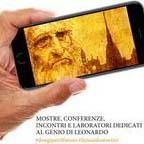 Il programma degli eventi per l'anno di Leonardo