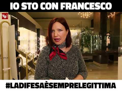 IO STO CON FRANCESCO! #LADIFESAÈSEMPRELEGITTIMA