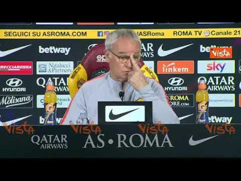 Serie A, Ranieri (All Roma):