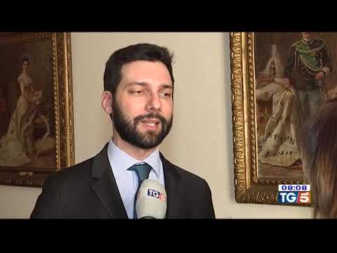 Francesco D'Uva intervista a Tg5 15/03/2019