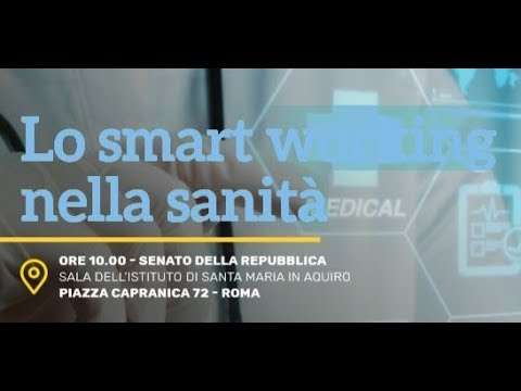 Lo smart working nella sanità