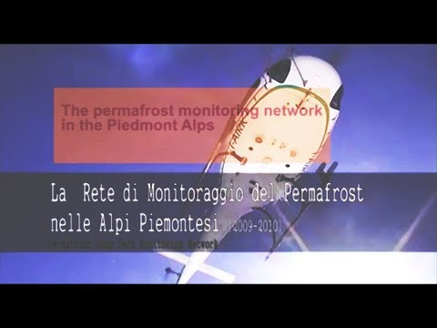 The permafrost monitoring network in the Piedmont Alps
