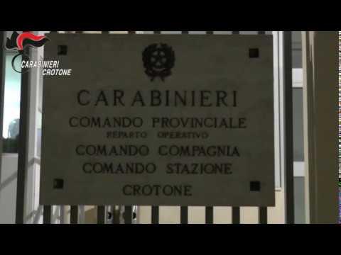 Isola Capo Rizzuto (KR), 09/08/2019 - Sfruttamento della prostituzione: 7 arresti dei Carabinieri