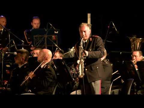 Il concerto della Fanfara della Polizia a santa Severa