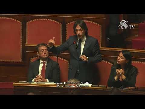 Gianluca Perilli (M5S) - Dichiarazione di voto sulla fiducia - 10/09/2019