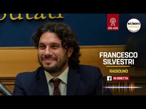 Francesco Silvestri ospite a Radio Radio 10-09-2019