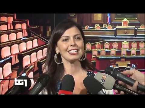 Barbara Floridia (M5S) - Servizio Tg1 serale - 11/09/2019