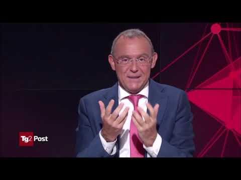 Ettore Licheri (M5S) ospite a Tg2 Post - 11/09/2019
