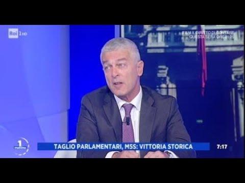 Nicola Morra (M5S) a Unomattina  9/10/2019