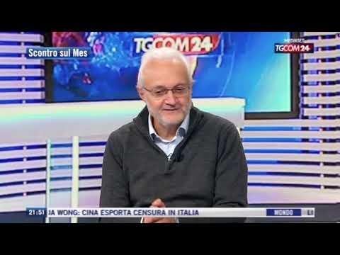 Michele Guibitosa ospite a Tgcom24 il 30/11/19