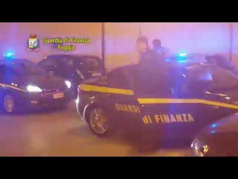 Foggia: estorsione ai danni di un noto imprenditore. Arrestato un pregiudicato in flagranza di reato
