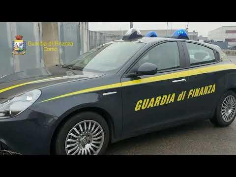 Como: scoperto giro di fatture false per oltre 7 milioni di euro.