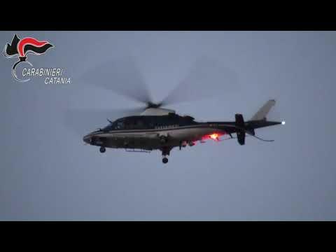 Catania. Operazione antimafia dei Carabinieri: 20 misure cautelari