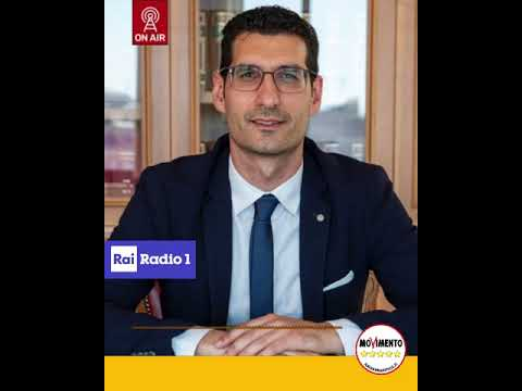 Giuseppe L'Abbate a Zapping Radio 1 - 21/1/2021