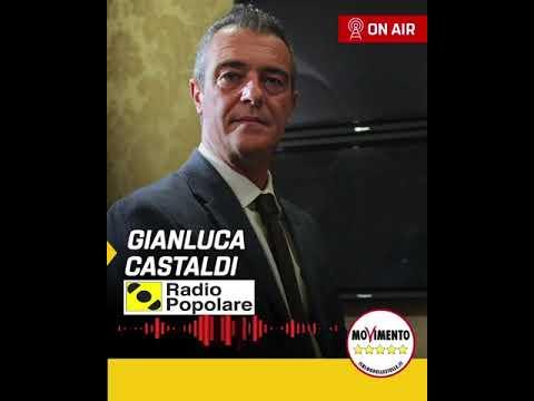 Gianluca Castaldi (M5S) a Radio Popolare 25/1/2021