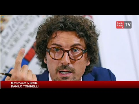 Danilo Toninelli (M5S) a RadioRadio - 25/1/2021