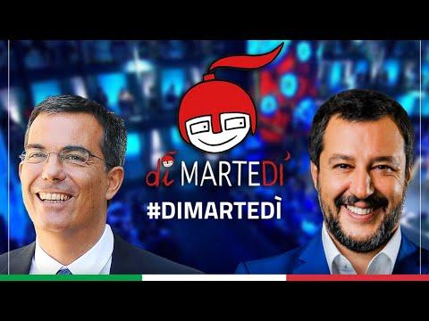 MATTEO SALVINI A DIMARTEDÍ (LA7, 26.01.2021)