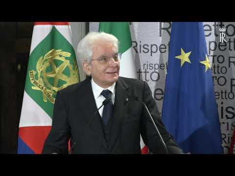 """intervento del Presidente Mattarella alla celebrazione della """"Giornata Internazionale della Donna"""""""
