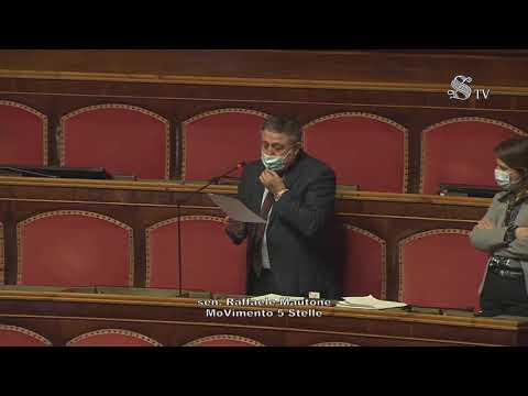 Raffaele Mautone (M5S) su sversamento abusivo di liquami ad Acerra (NA)