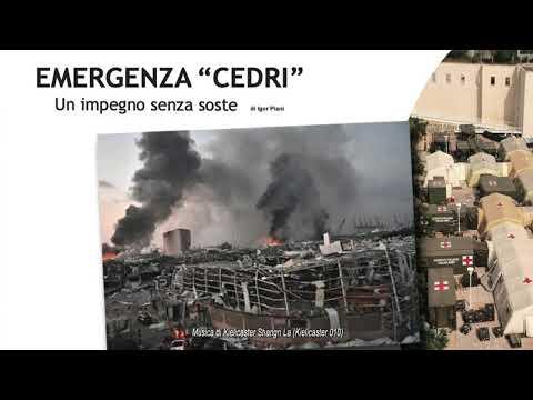 Emergenza Cedri - Un impegno senza soste