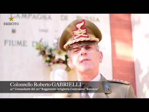 "121° Reggimento artiglieria controaerei ""Ravenna"""