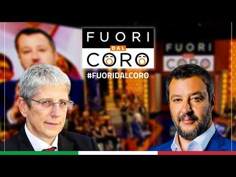 MATTEO SALVINI A FUORI DAL CORO (RETE 4, 11.05.2021)
