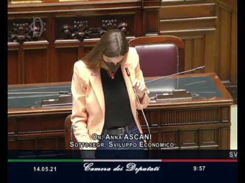 Maria Soave Alemanno interpellanze Urgenti 14/05/2021
