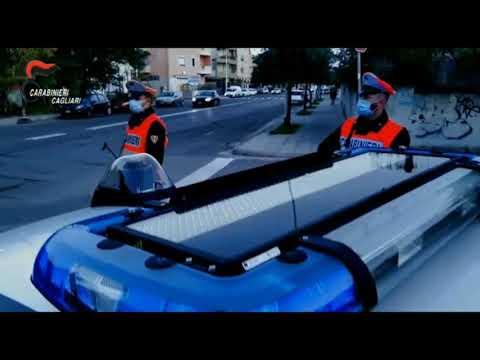 Cagliari: disarticolato dai Carabinieri sodalizio dedito al traffico di droga.  14 misure cautelari.