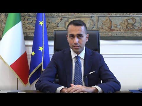 """Il messaggio del Ministro Luigi Di Maio alla IX edizione di """"We Make Future"""""""
