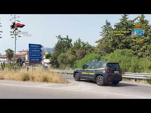 GDF e Carabinieri di Palermo hanno eseguito 5 misure cautelari personali per bancarotta fraudolenta.