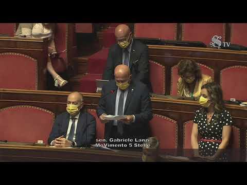 Gabriele Lanzi(M5S) Decreto SostegniBis puntella il tessuto economico e sociale del nostro Paese
