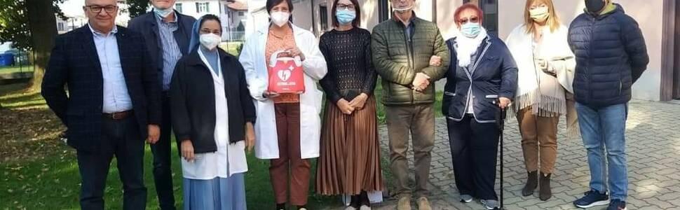 Defibrillatore moretta