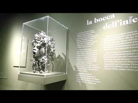 """Mattarella interviene all'inaugurazione della Mostra """"Inferno"""""""